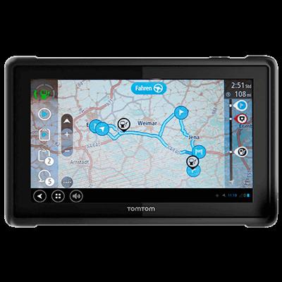 Navigationsgerät TomTom 8375